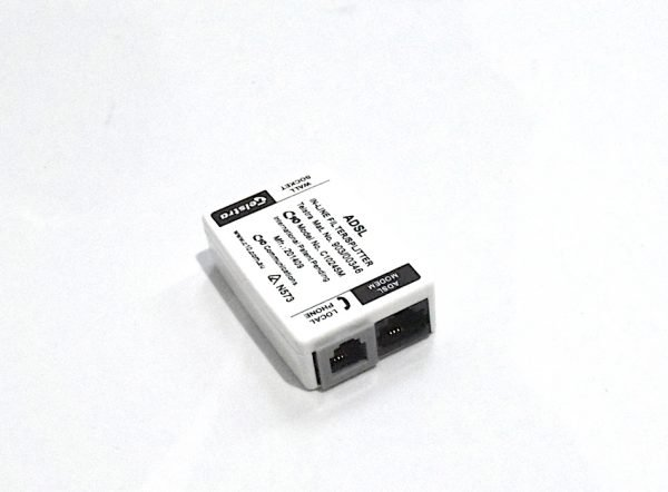 ADSL SPLITTER FILTER ADSL+ DSL CAT5 CAT 6 ETHERNET PATCH CABLE CABEL FOR INTERNET MODEN ROUTER AND NBN FAST SPEED CONNECTION LEAD LEED FOR COMPUTER CONNECT