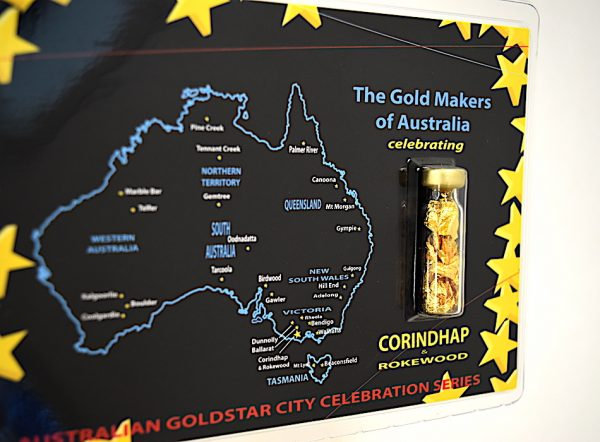 corrindhap break o day gold mine history pack nuggets gold bottle