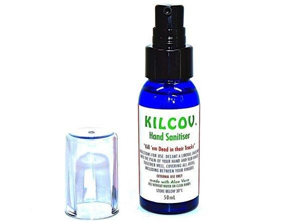 antiviral antibacterial hand sanitiser with aloe vera sanitizer made in australia 70% ethanol moisturiser