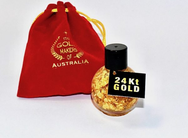 golden globe pack made with real gold 24ct bottle from thegoldmakers gmaproducts