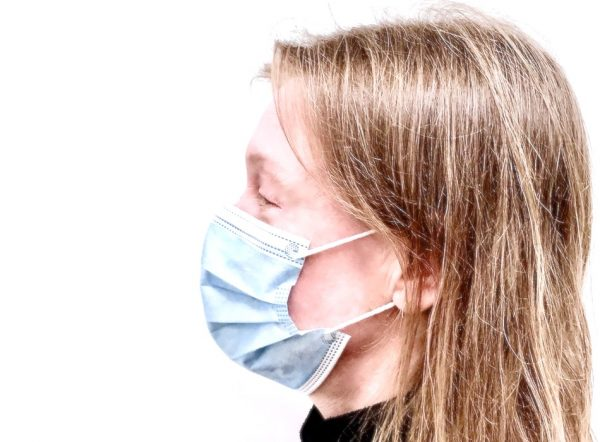 coronavirus face mask for melbourne lockdown australia